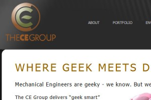 CE Group WordPress Website