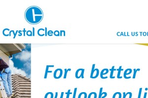 Crystal Clean Colorado Web Design Small