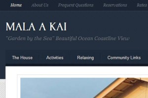 Mala a Kai Web Design Small