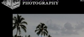 Portfolio Photography Website Design Small