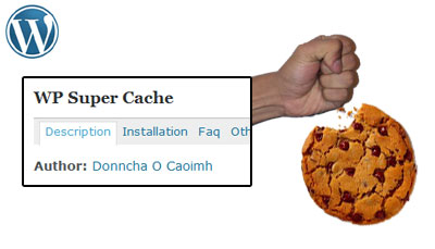 WP Super Cache and Cookies