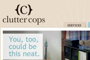 Portfolio Clutter Cops WordPress Development Small
