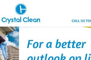 Crystal Clean Colorado Web Design Small