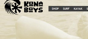 Kona Boys Web Design Small