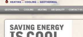 Perfect Temp HVAC Web Design small
