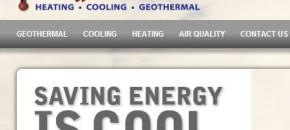 Perfect Temp HVAC Web Design small