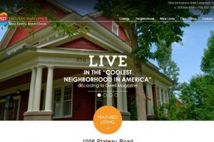 Prospect Newtown homepage